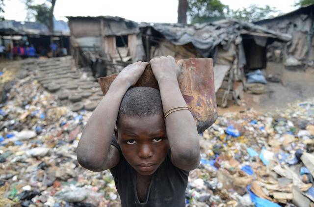 povertà-africa