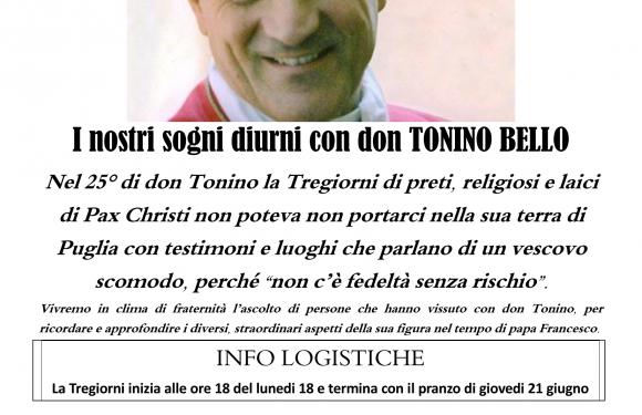 A MOLFETTA LA CONSUETA 3giorni DI PAX CHRISTI