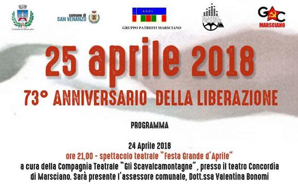 25 aprile a Marsciano