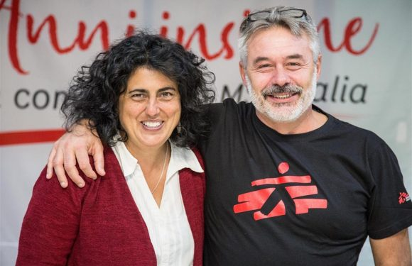 Claudia Lodesani è la nuova presidente di Medici Senza Frontiere