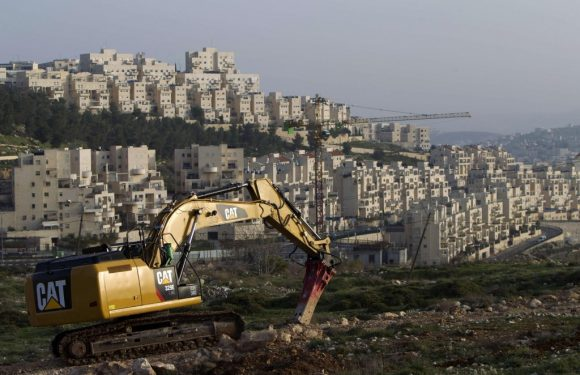 2500 nuove case per coloni nella Cisgiordania occupata