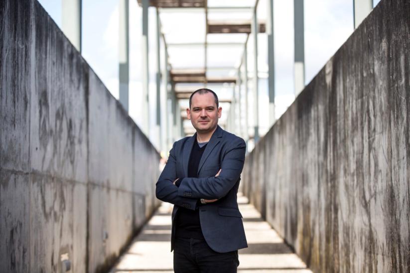 Il responsabile delle relazioni con l'Ue di Airbnb, Patrick Robinson