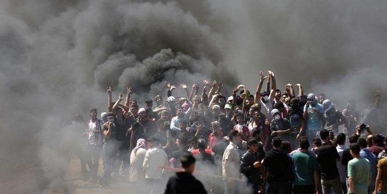 Ambasciata USA a Gerusalemme: 43 palestinesi uccisi e 1700 feriti