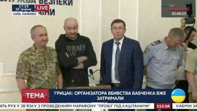 Arkady Babchenko, dato per morto ma era una copertura per salvargli la vita