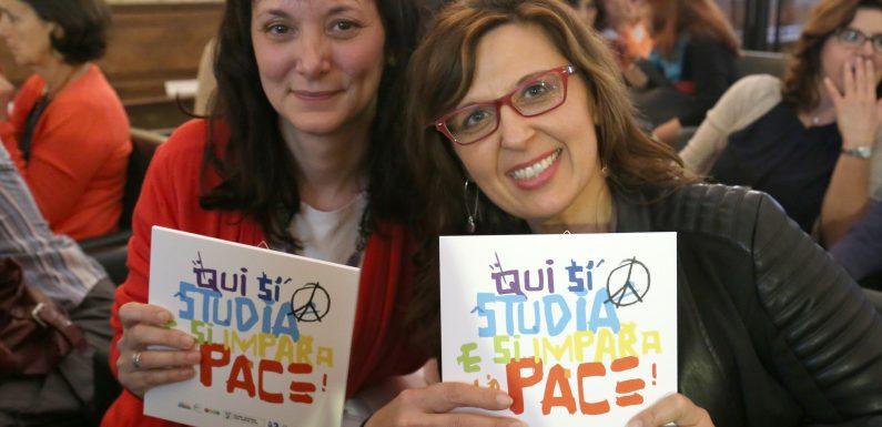 """Corso """"L'arte di educare alla pace e alla cittadinanza"""""""
