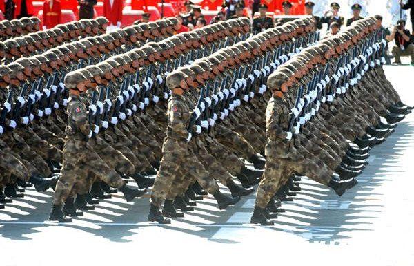 Cresce spesa militare: nel 2017 è di 1739mld di $