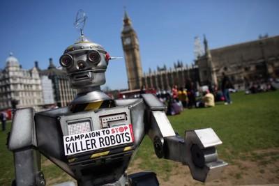"""E' ormai necessario un Trattato internazionale per vietare i """"Killer robots"""""""