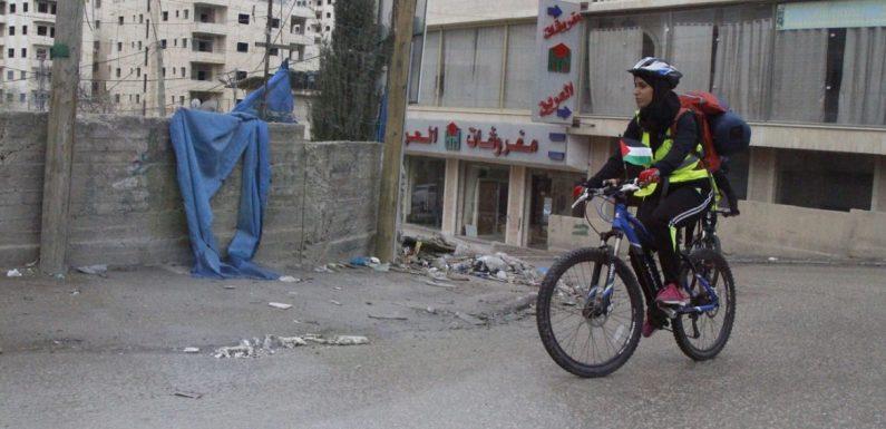 Il Giro che viola i diritti dei palestinesi
