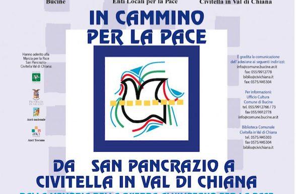 In cammino per la pace: marcia San Pancrazio – Civitella