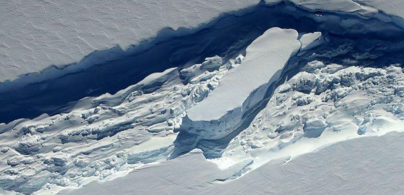 La fragile salute dell'Antartide