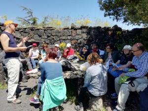 La pace in cammino sui sentieri dell'Etna