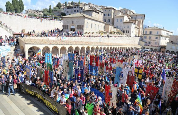 L'adesione di Assisi, città di pace