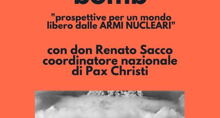 12 giugno, Montecavolo (RE) – Ban the Bomb