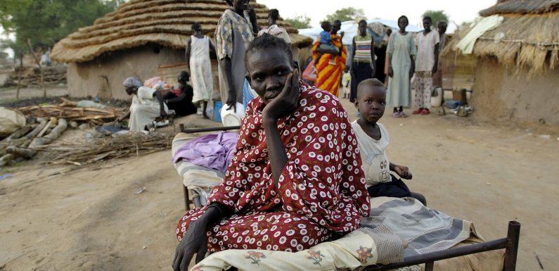 68 milioni di persone costrette alla fuga