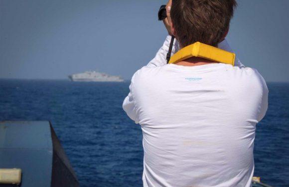 Dove andranno i 41 naufraghi soccorsi dalla US Navy?