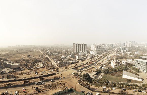 Gli affari di Trump nella città senz'anima alle porte di Delhi
