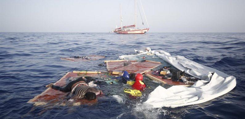 Ancora un naufragio nel Mediterraneo, solo una donna sopravvissuta