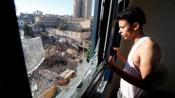 Fragile tregua a Gaza