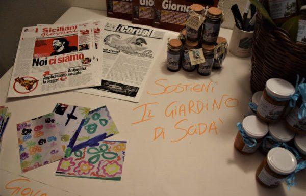 Gli appuntamenti di luglio al Giardino di Scidà, bene confiscato alla mafia.