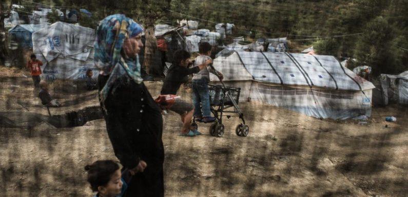 Il campo profughi di Moria sta precipitando nel caos