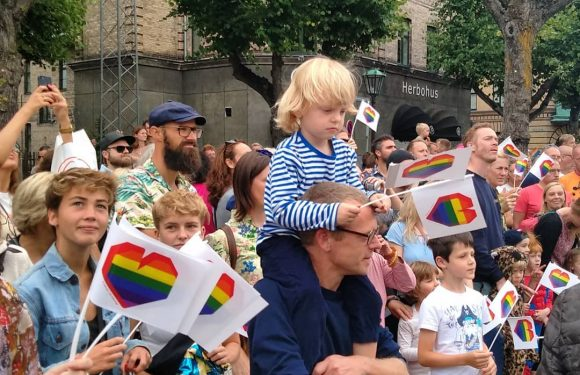 #cphpride: Orgoglio LGBT a Copenhagen