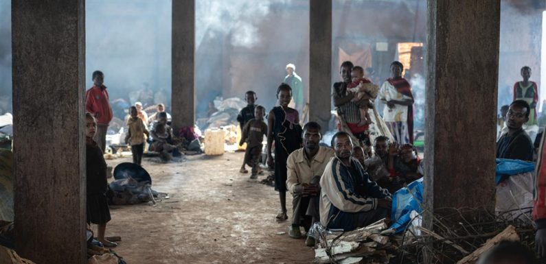 Etiopia, 900mila nuovi sfollati senza aiuti umanitari