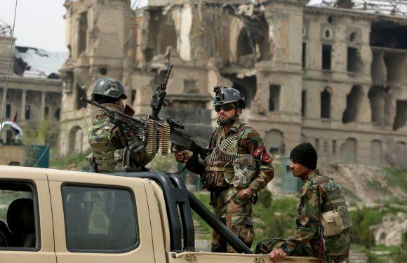 Ferragosto (afgano) di fuoco