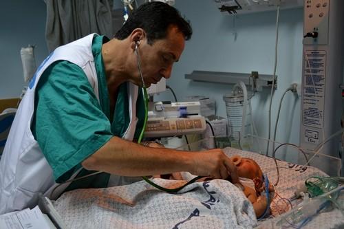 Gaza: 100 neonati a rischio ogni giorno