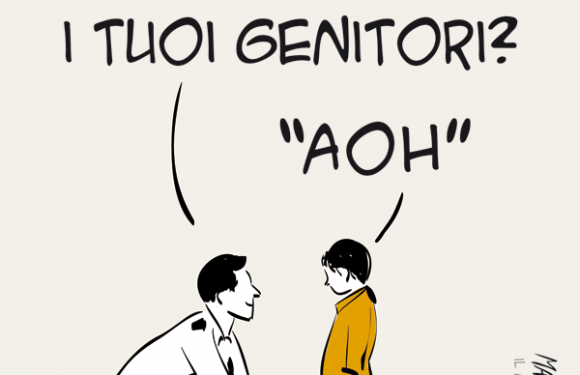 Genitore 1, 2, padre, madre (…)