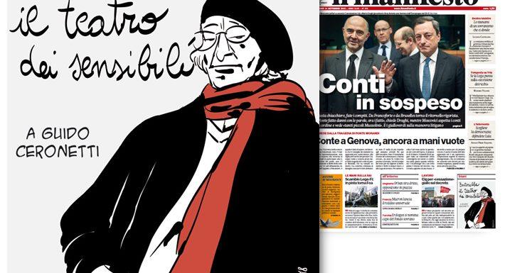A Guido Ceronetti