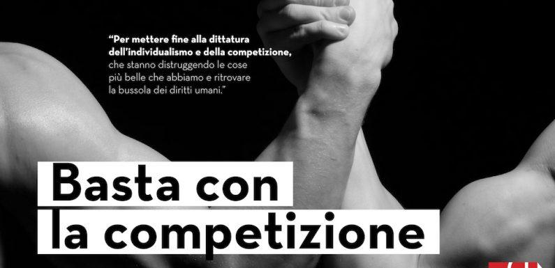 Basta con la competizione!