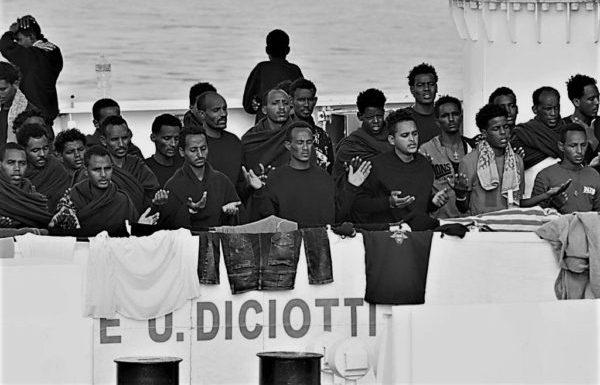 Da cosa scappano gli eritrei prigionieri sulla Diciotti