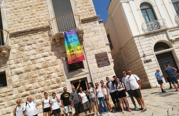 Giovani in Puglia sulle orme di don Tonino