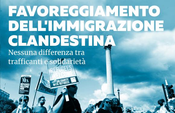 Cos'è il reato di favoreggiamento dell'immigrazione clandestina?
