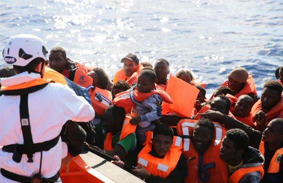 Dal 3 ottobre 2013 si muore in mare ogni giorno in cerca di salvezza