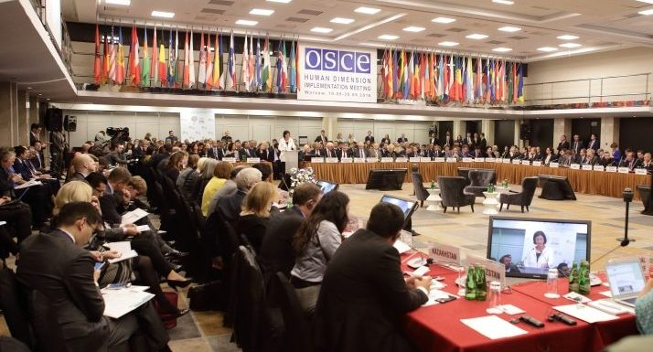 Diritti umani e istruzione. Conferenza a Vienna