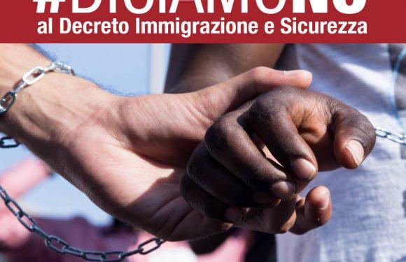 DL Salvini: disumano, pericoloso, inaccettabile.