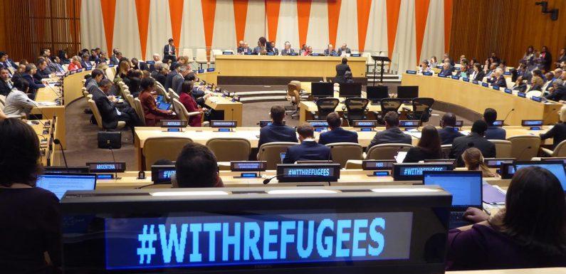 In dirittura di arrivo il patto globale sui rifugiati