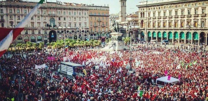 INTOLLERANZA ZERO: in migliaia a Milano per dire NO all'odio e alle discriminazioni