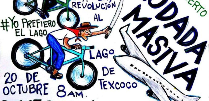 La minaccia del nuovo aeroporto di Città del Messico