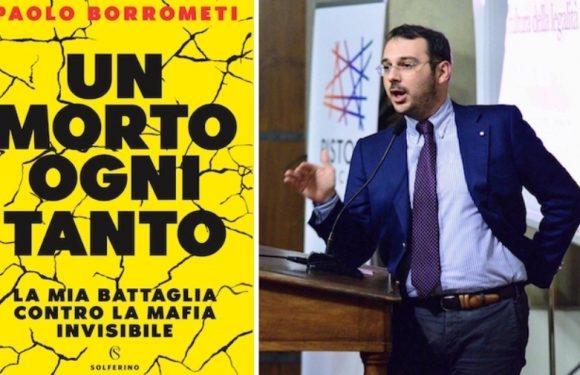 """La Sicilia nella rete della mafia.""""Un morto ogni tanto"""" il libro del cronista Paolo Borrometi. Oggi a Roma la presentazione"""