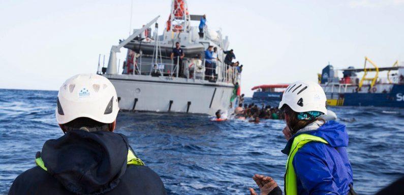 Migranti, i respingimenti in Libia superano gli arrivi in Italia