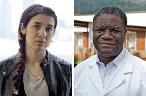 Nobel per la pace a chi combatte la violenza sessuale nei conflitti