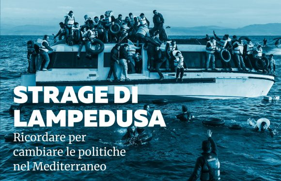 Strage del 3 ottobre: ricordare per cambiare le politiche nel Mediterraneo