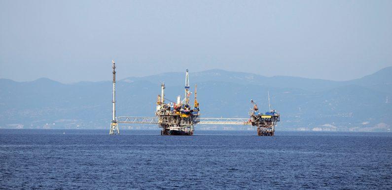 Un mare di idrocarburi
