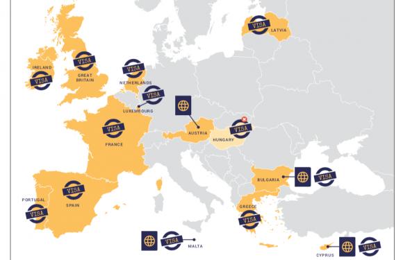 """""""Visti d'oro"""": ecco come l'Europa apre le porte a corrotti e a criminali"""