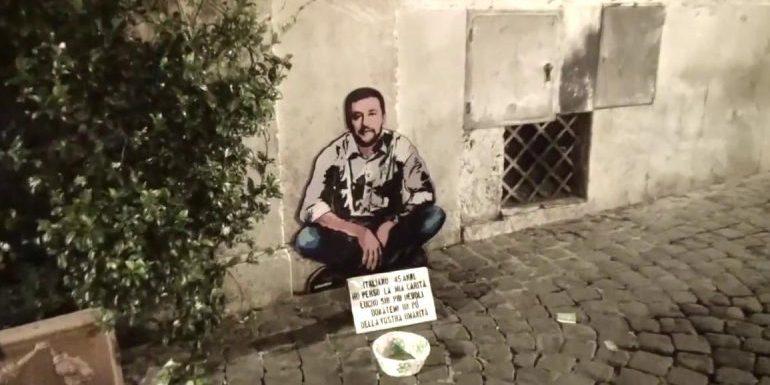 """-6 L'ACCATTONAGGIO DIVENTA REATO CON IL D.L. """"SALVINI"""""""