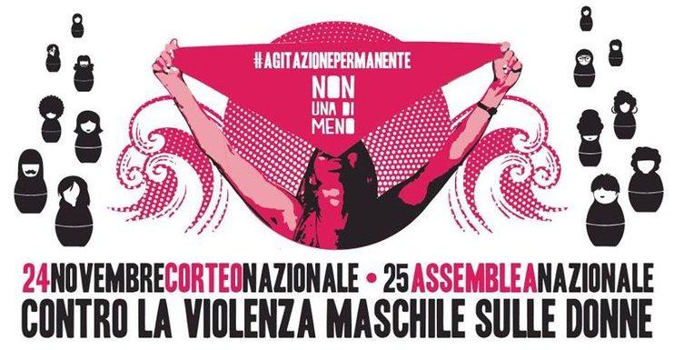 Adesione dell'ANPI alla manifestazione nazionale del 24 novembre contro la violenza sulle donne