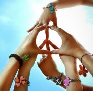Celebrare la pace non la guerra
