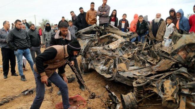 Gaza. Alta tensione dopo incursione israeliana